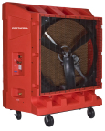 Portacool Hazardous Location evaporative coolers are ETL Certified for use in Class I, Division 2, Groups C & D to safely cool workers and lower temperatures in high-heat, combustible environments where airborne gas is potentially ignitable. (Photo: Business Wire)