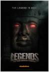 Legendary Olmec - 'Legends of the Hidden Temple' Movie Poster (Photo: Nickelodeon)