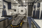 The Samsung CereTom CT - equipped Mobile Stroke Unit. (Photo: Frazer LTD).