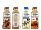 Bolthouse Farms is voluntarily recalling a selection of protein drinks due to possible spoilage that may cause the beverages to appear lumpy, taste unpleasant and have an off odor. The recall affects Protein PLUS Chocolate 450ml and 946ml and Vanilla Bean 946ml with a Best Before date between 2016/JUL/10 to 2016/OC/12 and Mocha Cappuccino Perfectly Protein 450ml/15.2oz with Best Before dates 2016/AU/02 and Mocha Cappuccino Perfectly Protein 946ml/32oz with a Best Before 2016/SE/02.(Photo: Business Wire)