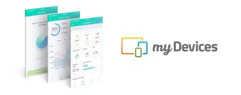 myDevices (Graphic: Business Wire)