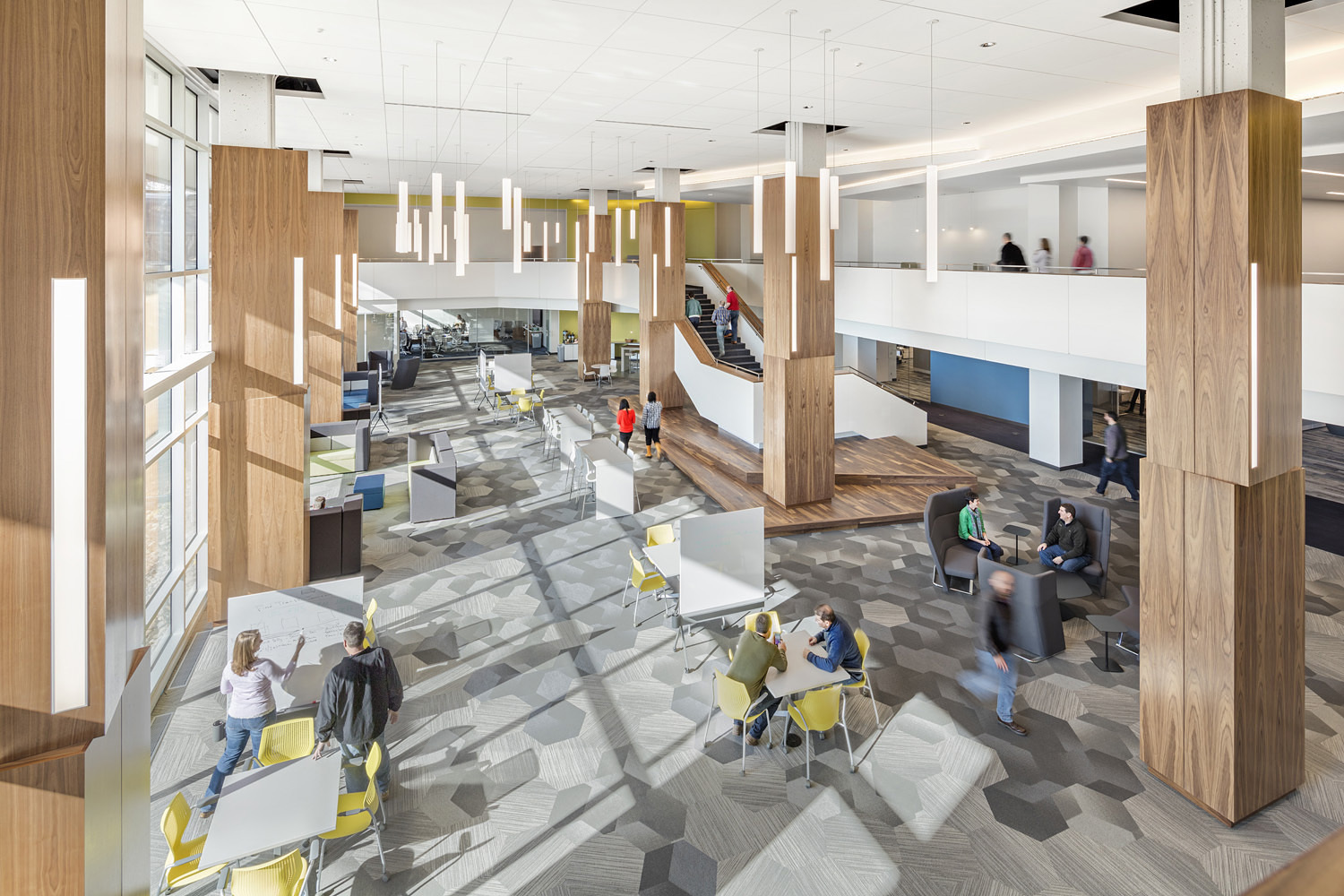 Ge Healthcare Bets Big On Boston Opens Life Sciences North American Headquarters To Accelerate