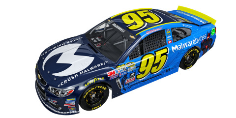 NASCAR Racing Team Partners with Malwarebytes Following Ransomware Attack (Photo: Business Wire)
