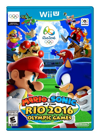 Mario & Sonic at the Rio 2016 Olympic Games launches on June 24 for the Wii U console (Photo: Business Wire)