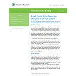 Wolters Kluwer Tax Briefing- Brexit
