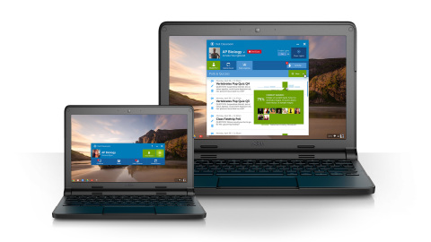 Dell Classroom (Photo: Business Wire)
