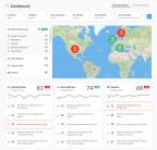 Profitero's Global Dashboard (Photo: Business Wire)