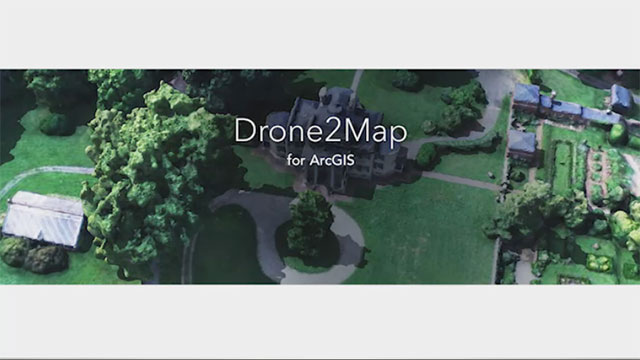 Two new arcgis apps for the field to launch at esri user drone2map provides safe and affordable imagery on demanda benefit especially useful to people who sciox Gallery
