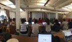 WISP Hackathon event, June 21, 2016 (Photo: Business Wire).