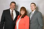 Jerry Manzanares, Beverly Hanstrom and Matt Dizol of Colorado Medical Waste. (Photo: Business Wire)