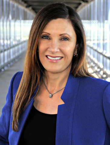 Christine Mellon, new Chief Human Resources Officer at CSG International.(Photo: Business Wire)
