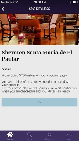 SPG Keyless is now being introduced at select Le Méridien, Westin, Sheraton, and Four Points properties worldwide. These distinct lifestyle brands join the Aloft, Element and W properties already providing access to SPG Keyless. (Photo: Business Wire)