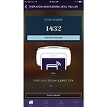 With multi-key functionality, multiple guests under the same reservation will be able to take advantage of SPG Keyless entry, straight from their mobile device. (Photo: Business Wire)