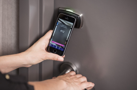 Starwood Hotels & Resorts - SPG Keyless (Photo: Business Wire)