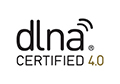 Consumers will be able to look for the new DLNA 4.0 logo when shopping for products that offer the most seamless and enjoyable viewing experience possible. (Graphic: Business Wire)