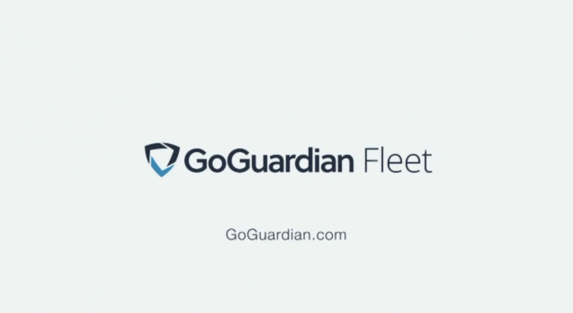 "GoGuardian Fleet: Chromebook ""Mission Control"" to streamline managing, maintaining, updating and deploying school devices."