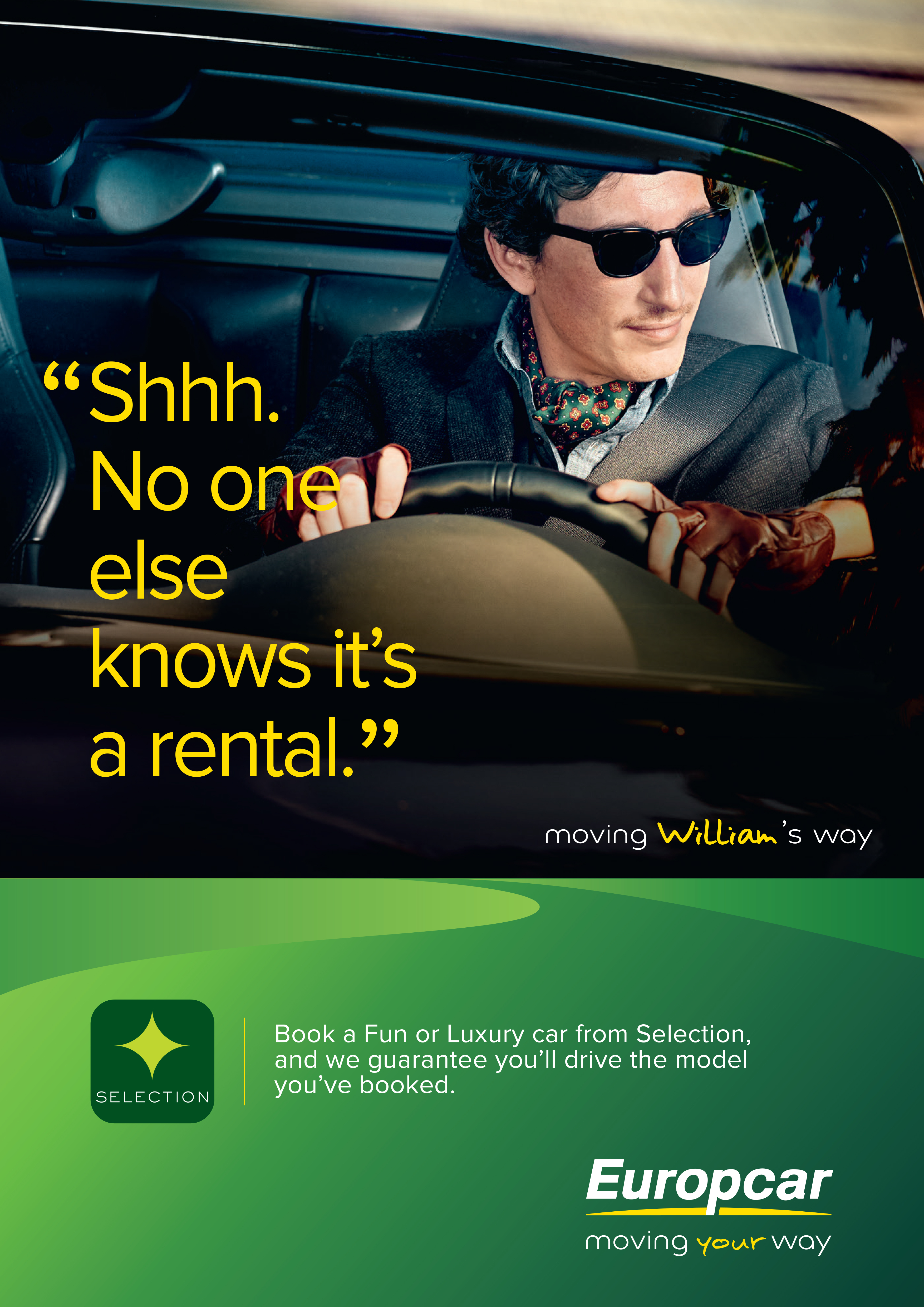 Europcar Puts The Customer At The Heart Of Its New Communications