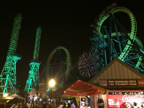 Fireworks and Family Fun at Coca-Cola July 4th Fest at Six Flags (Photo: Business Wire)