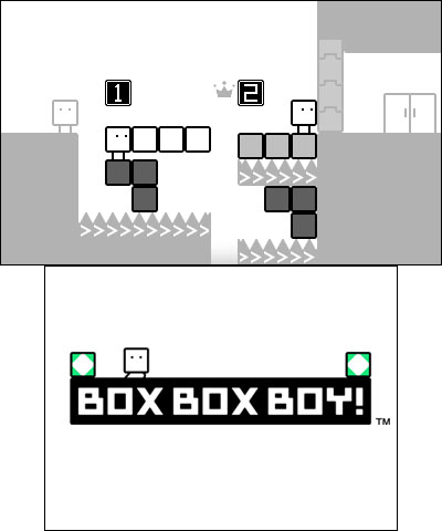 Our boxy hero, Qbby, has a new power that lets him duplicate his blocky bod into TWO sets of boxes. (Graphic: Business Wire)
