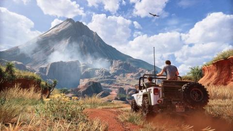 "The Technical Art of ""Uncharted 4"" © 2016 Naughty Dog, Inc."