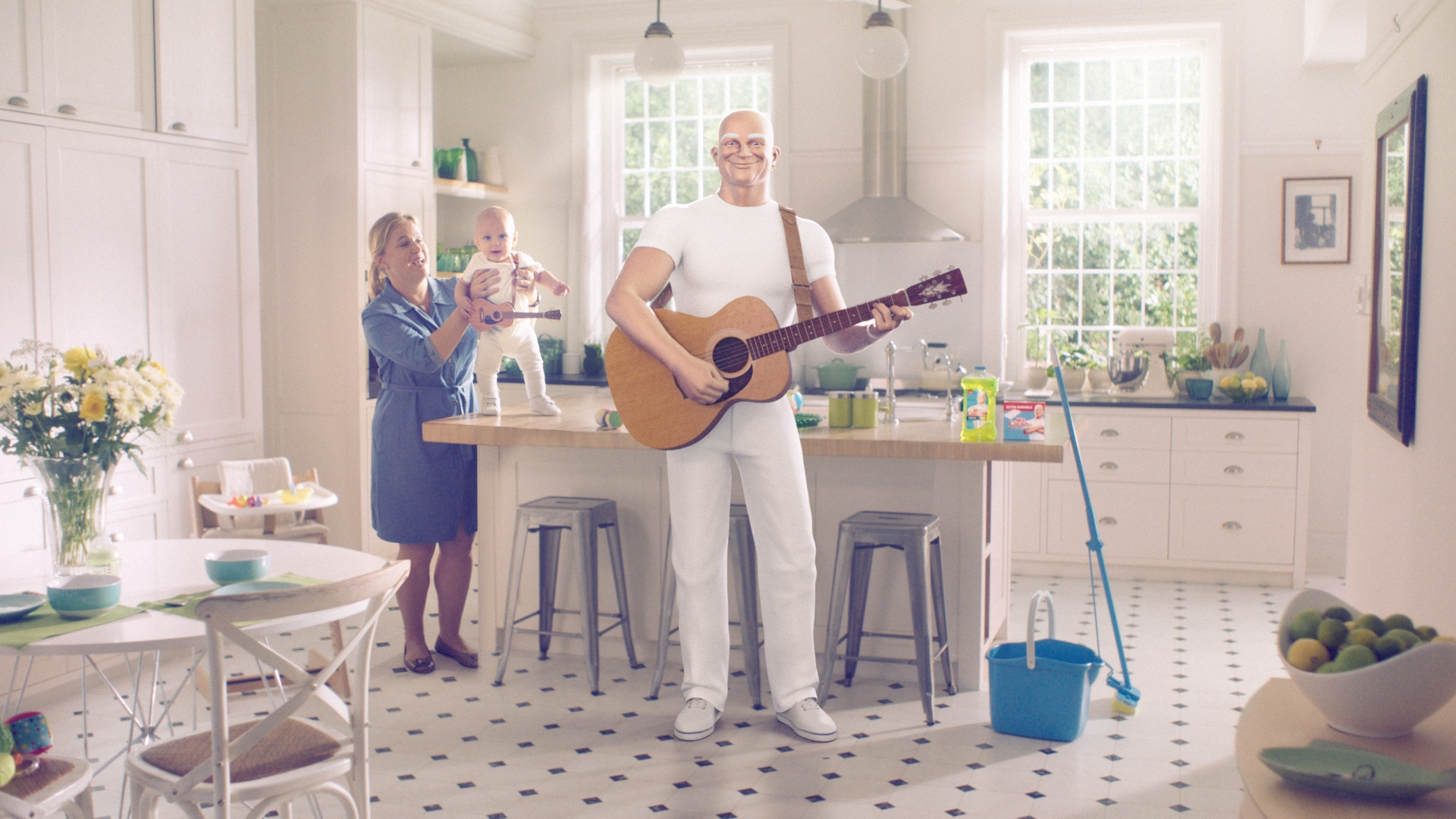 mr clean throws back to his roots with a revamped jingle tv spot business wire