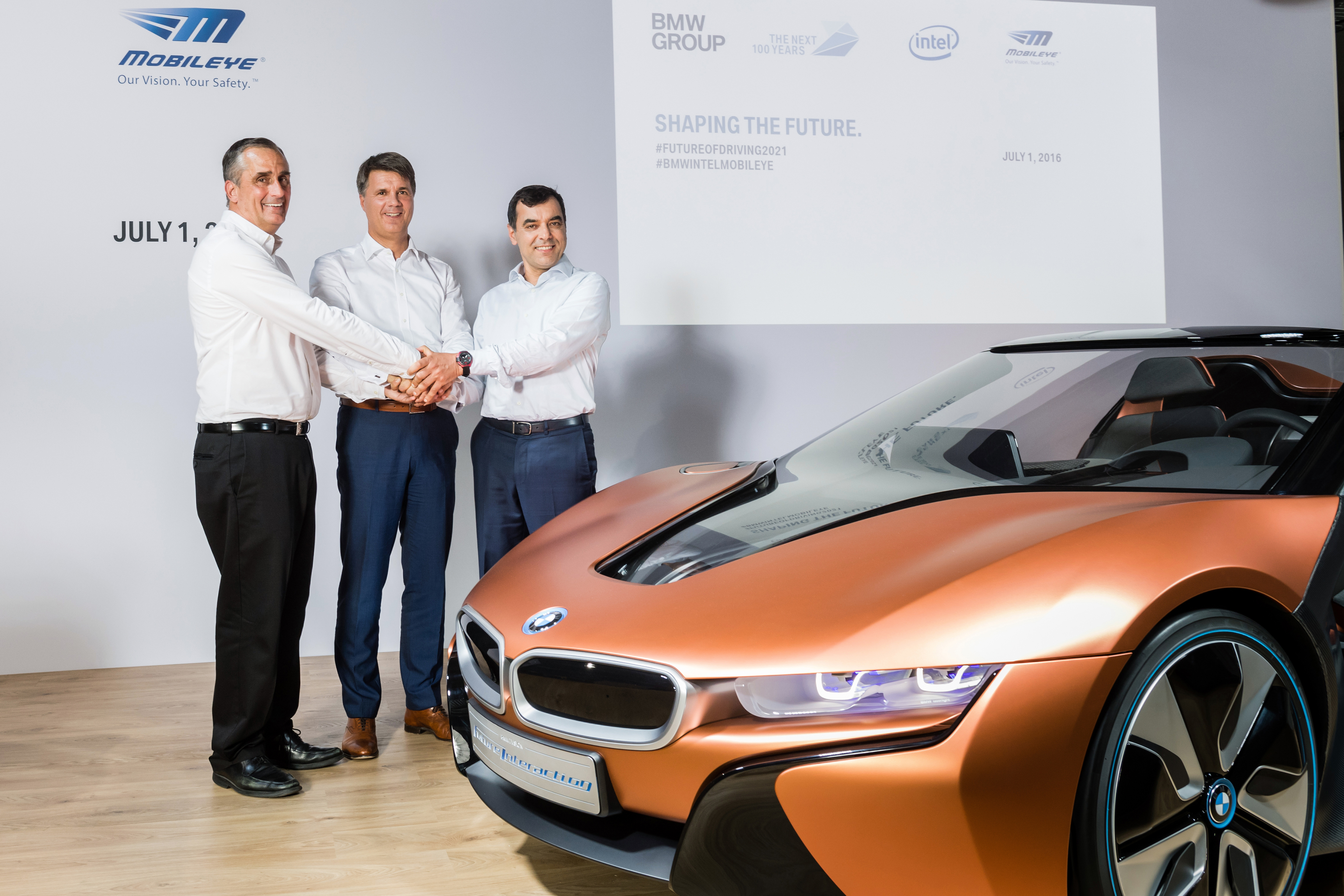 Adding Multimedia Bmw Group Intel And Mobileye Team Up To Bring