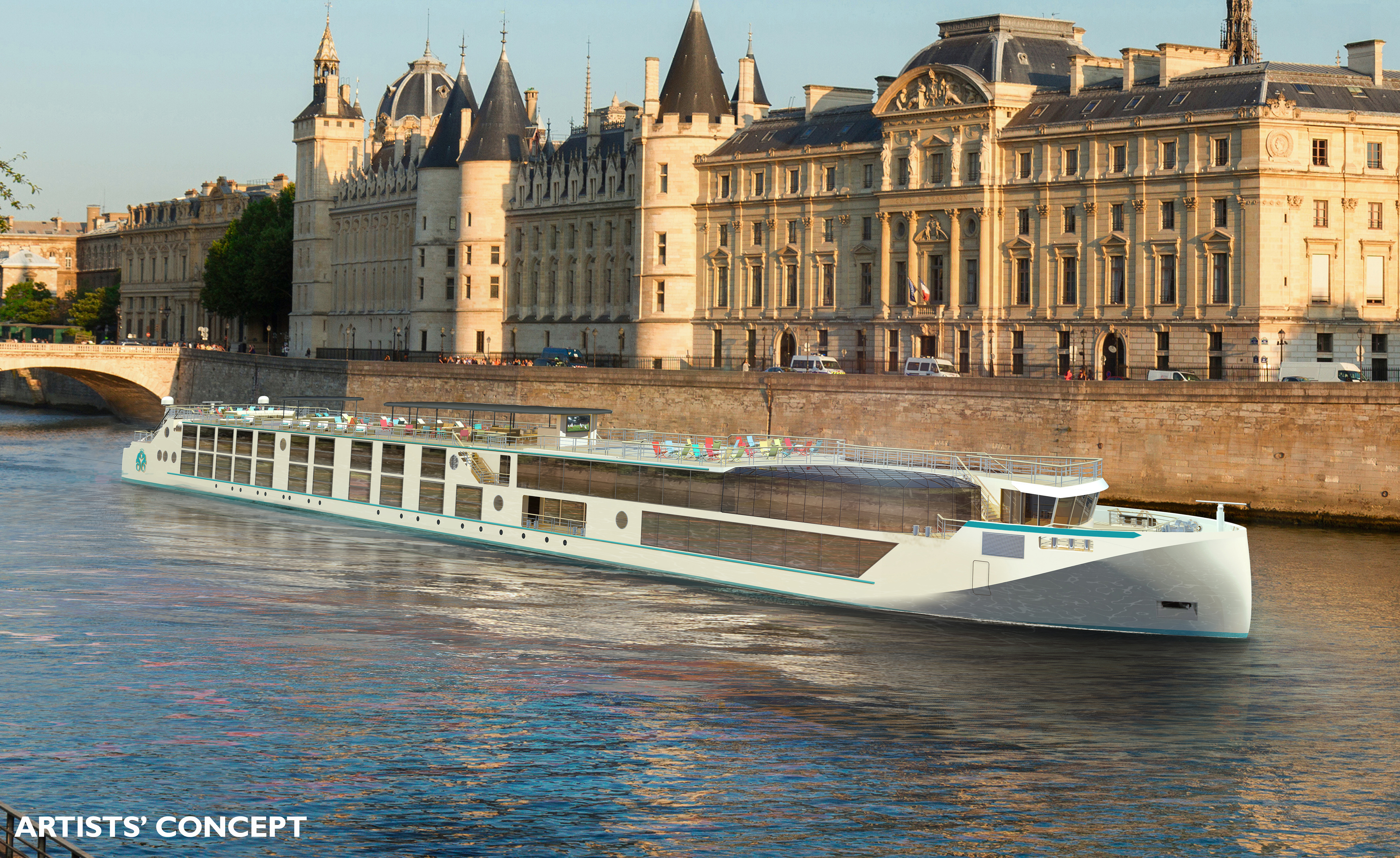 Crystal River Cruises Unveils Details And Design Concepts Of Four New Build River Yachts Debuting In 2017 Business Wire