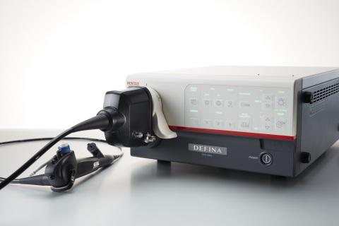 Het nieuwe DEFINA-systeem voor de pulmonologie van PENTAX Medical – HD-resolutie op zijn best. Neem ...
