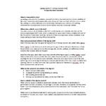 Cartiva FAQ