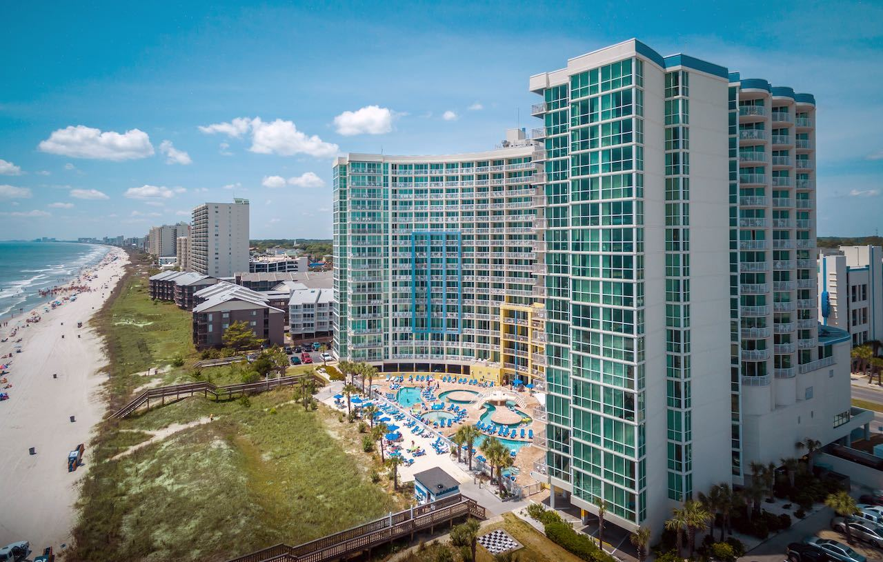 Myrtle Beach Seaside Resorts Signs Multi Year Deal To Deploy Openkey S Mobile Technology Business Wire