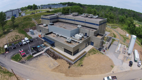 Alcoa has opened its state-of-the-art, 3D printing metal powder production facility located at the Alcoa Technology Center, the world's largest light metals research center (shown here). (Photo: Business Wire)