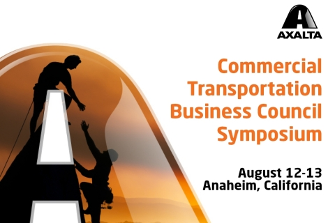 Axalta Commercial Transportation Business Council Symposium to be held in Anaheim, California on Aug ...