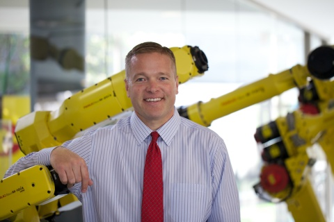 Mike Cicco, President & CEO, FANUC America (Photo: Business Wire)