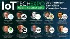 IoT Tech Expo: l'importante congresso sull'Internet delle cose annuncia i relatori principali per il prossimo evento nella Silicon Valley