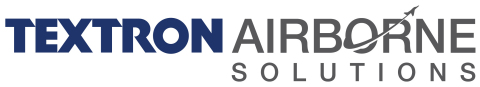 Newly introduced brand identity for Textron Airborne Solutions Inc. (Graphic: Business Wire).