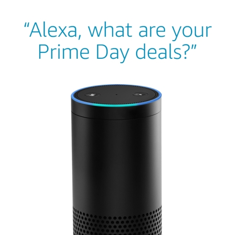 Today, Alexa has exclusive deals when you order products using your voice on Amazon Echo, Echo Dot, or Amazon Tap. (Graphic: Business Wire)