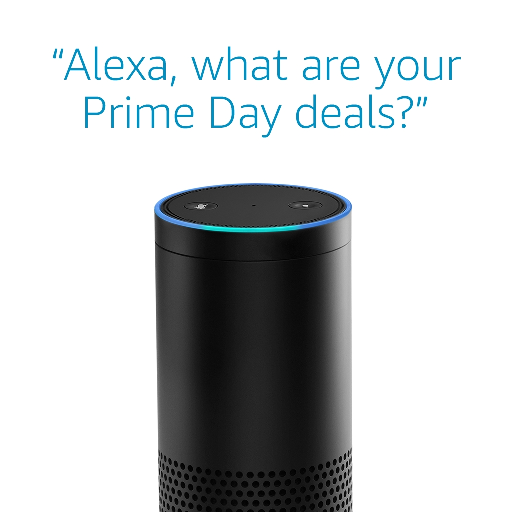 Alexa What Are Your Prime Day Deals Business Wire