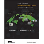 Parker Aerospace Worldwide Pooling Centers: Regional Asset Management Services (Photo: Business Wire)