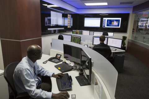 Parker Aerospace Customer Response Center (CRC) (Photo: Business Wire)
