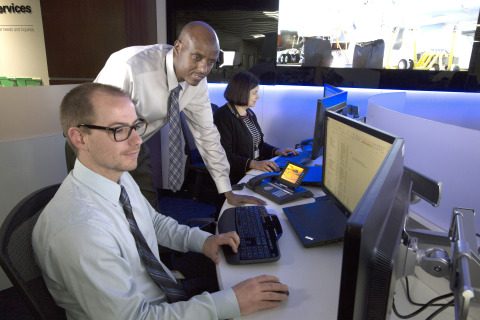 Global customer support from Parker Aerospace (Photo: Business Wire)