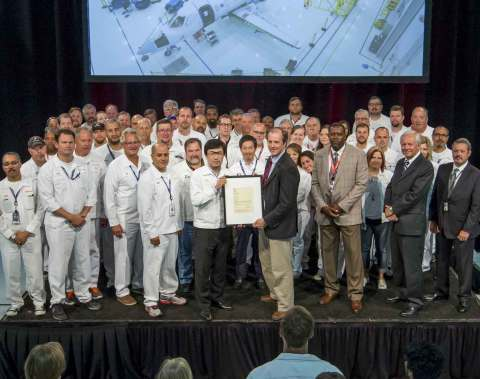 Honda Aircraft Company received its Production Certificate from the United States Federal Aviation A ...
