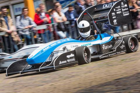 Courtesy of Formula Student Team Delft