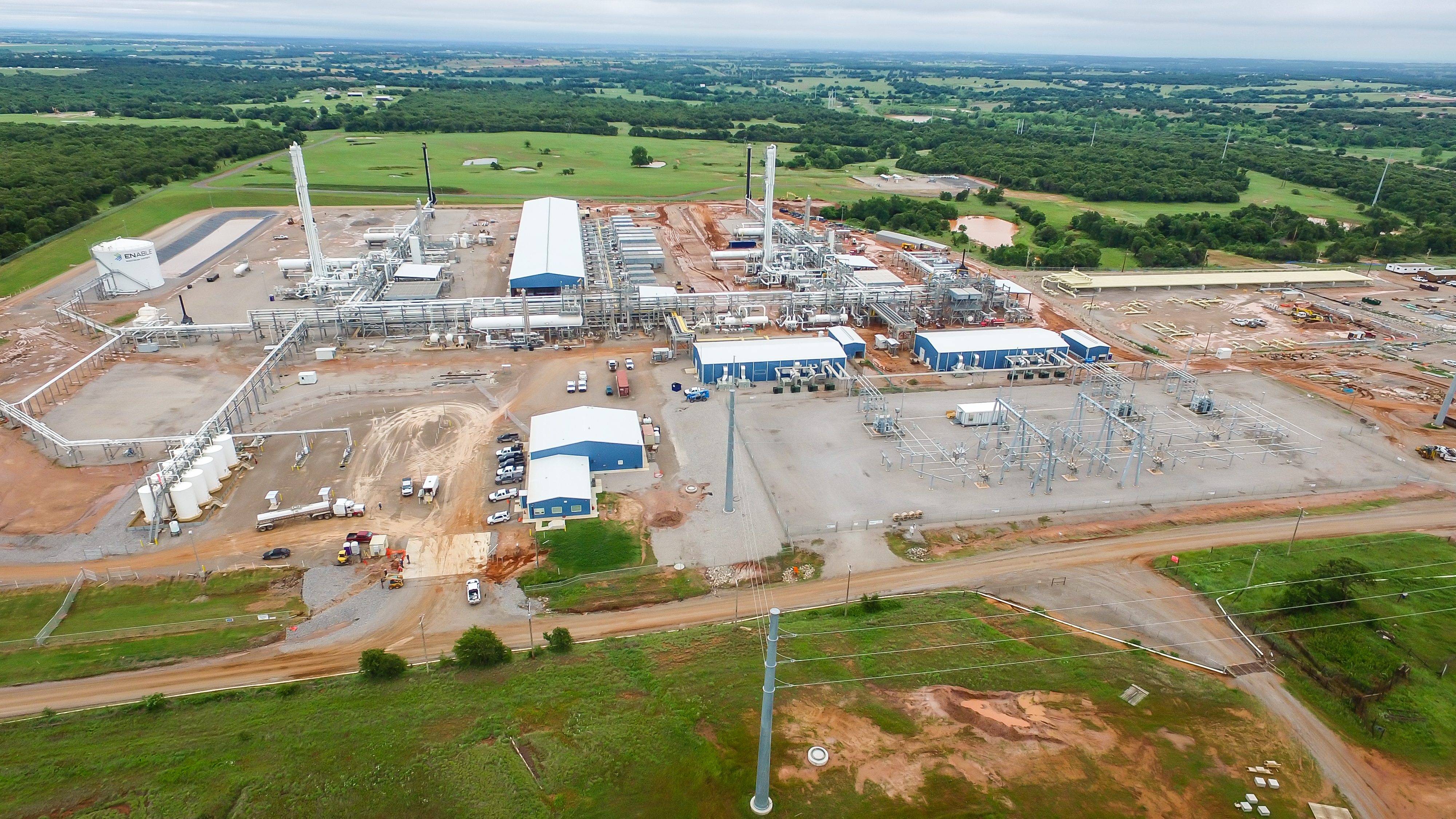 Enable midstream oklahoma city