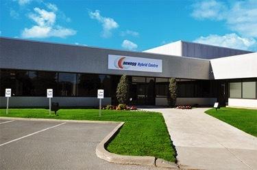 Newegg's new Toronto-area Hybrid Centre (Photo: Business Wire)