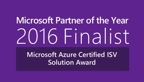 Esri today announced it has been named a finalist in the 2016 Microsoft Azure Certified ISV Solution ...