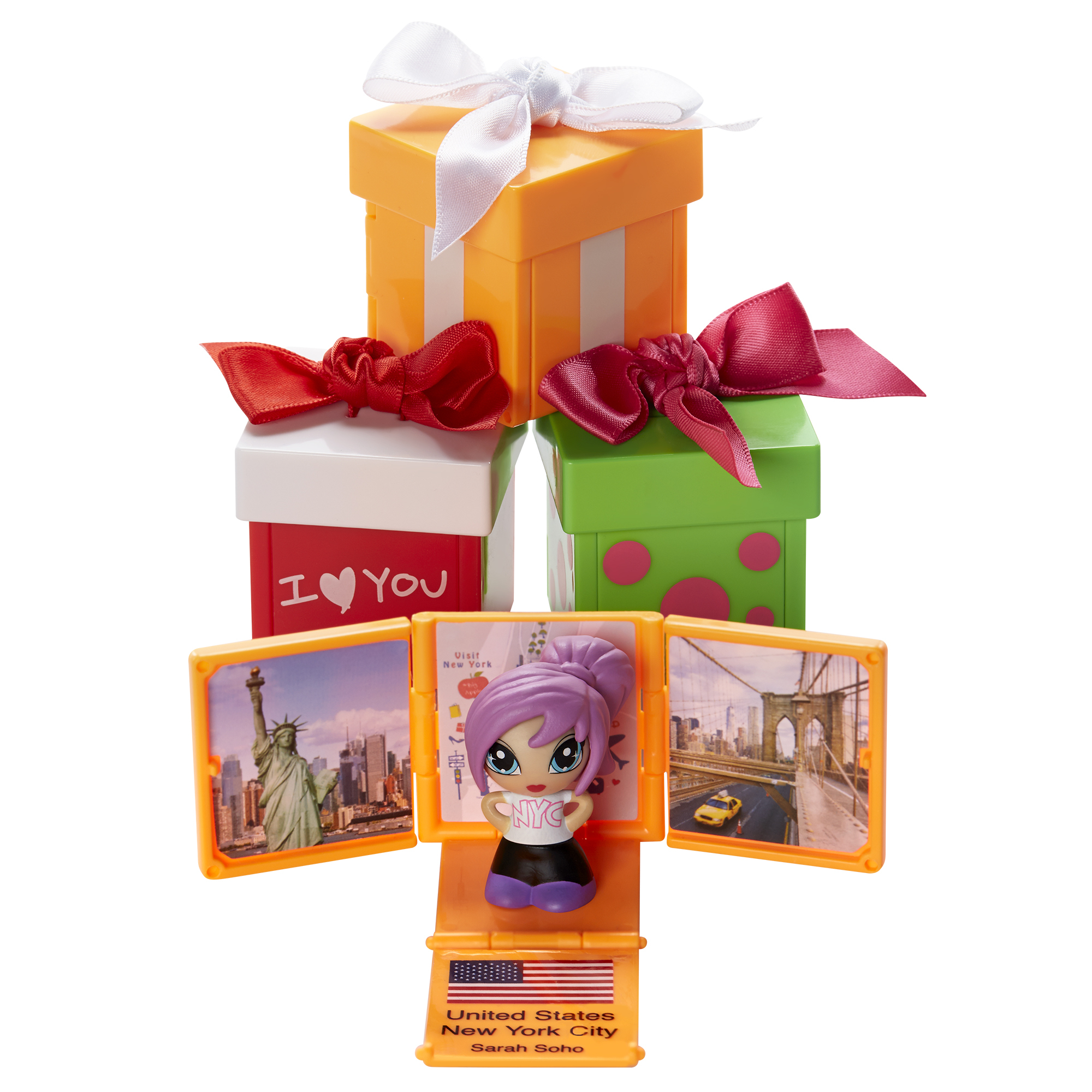 JAKKS Pacific Unwraps Gift 'ems™ Dolls Just in Time for ...