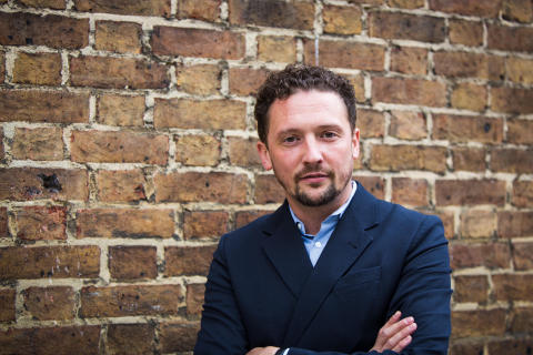 James Collier, Shine's Chief Revenue Officer (Photo: Business Wire)