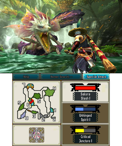 On July 15, get ready to hunt monsters in style with Monster Hunter Generations, exclusively for the Nintendo 3DS family of systems! (Graphic: Business Wire)