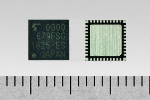 東芝:業界トップクラスの低消費電流を実現したBluetooth(R) Smart製品向けIC「TC35679FSG」 (写真:ビジネスワイヤ)