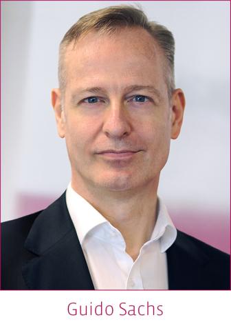 Guido Sachs, CFO (Photo: Signavio GmbH)